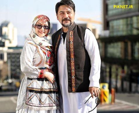 امیرحسین صدیق بازیگر سریال گیله وا