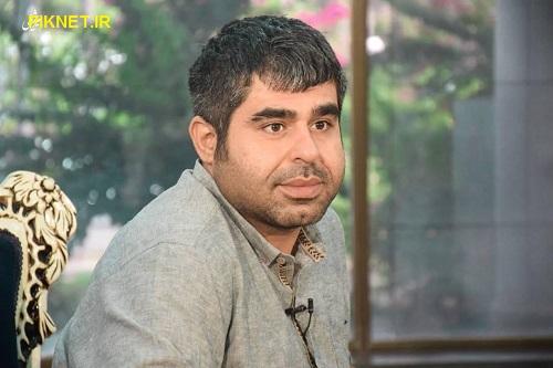 امیر نوری بازیگر سریال حکایتهای کمال