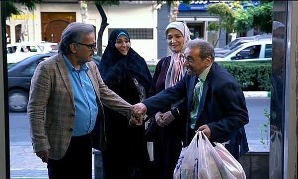 بازیگران سریال شب عید