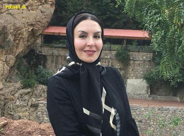 بیوگرافی آزیتا ترکاشوند و همسرش + عکس های آزیتا ترکاشوند بازیگر