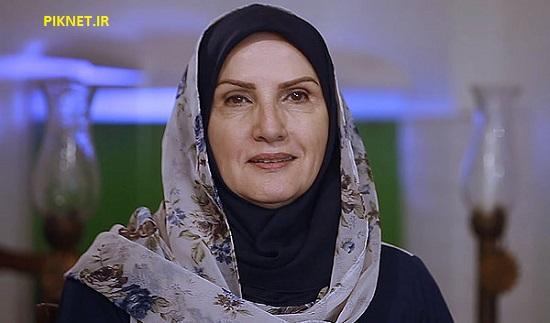 زهرا سعیدی بازیگر سریال دنیای گمشده