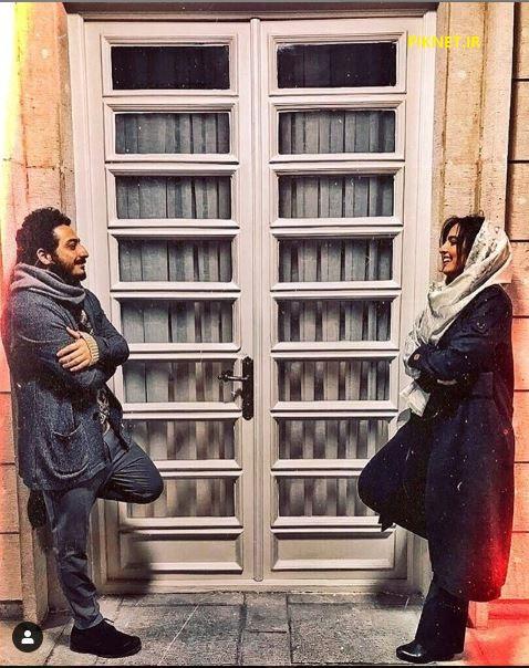 سارا محمدی و عرفان ابراهیمی