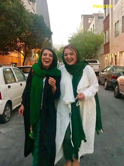 سارا محمدی و نرگس محمدی