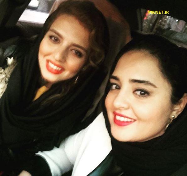 سارا محمدی بازیگر سریال گاندو