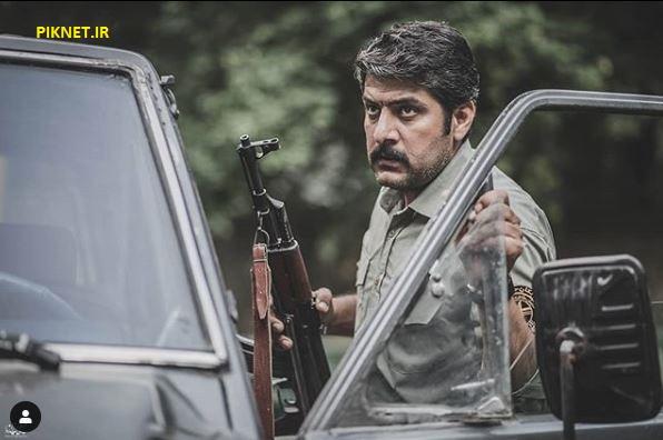 سامرند معروفی در نقش محمود سریال خانواده دکتر ماهان