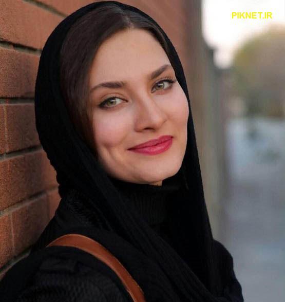 ساناز سعیدی بازیگر سریال بوی باران
