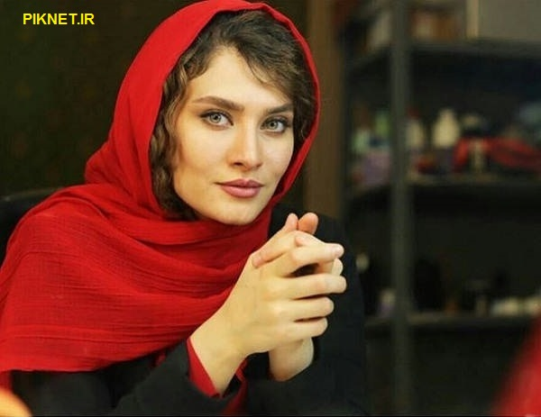 ساناز سعیدی بازیگر نقش فرشته در سریال بوی باران + عکس