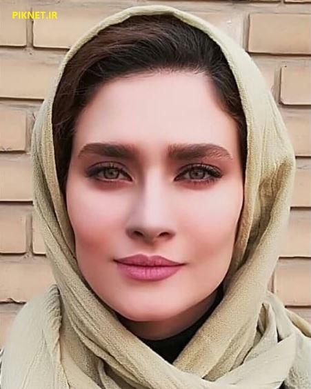 ساناز سعیدی بازیگر سریال عروس تاریکی