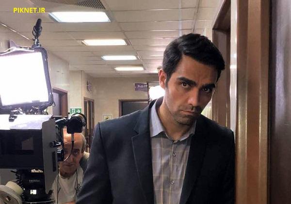 شهاب شادابی در سریال عروس تاریکی