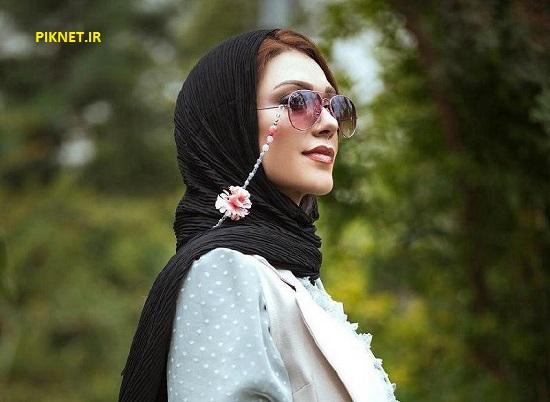 شهرزاد کمال زاده بازیگر سریال بوی باران