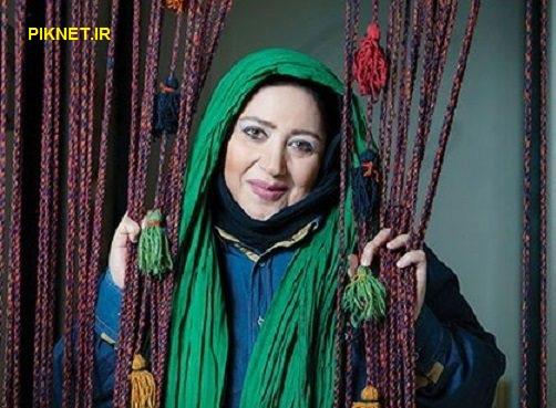 شهره لرستانی بازیگر سریال حکایتهای کمال
