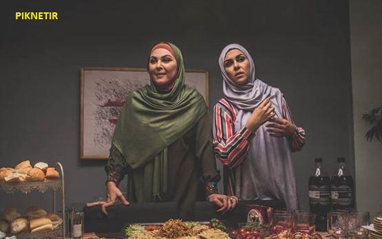 شیوا ابراهیمی در سریال خانواده دکتر ماهان