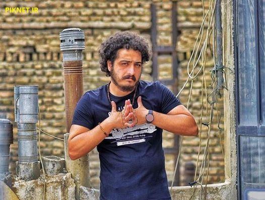 عرفان ابراهیمی بازیگر نقش امیر در سریال گاندو + تصاویر