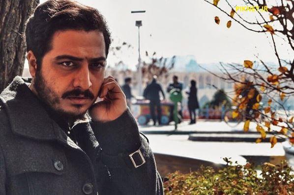 عرفان ابراهیمی بازیگر سریال گاندو