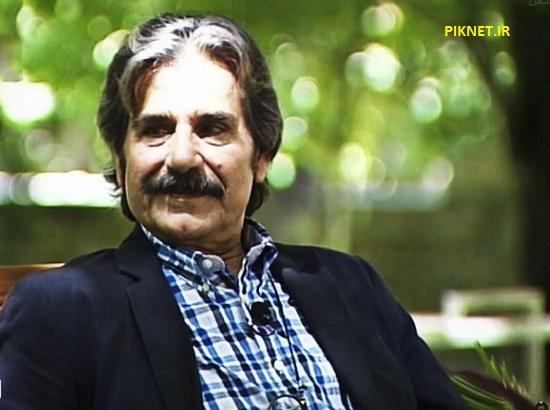 عزت الله مهرآوران از بازیگران سریال ریکاوری