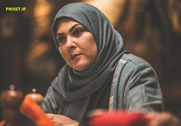 لاله اسکندری در سریال خانواده دکتر ماهان