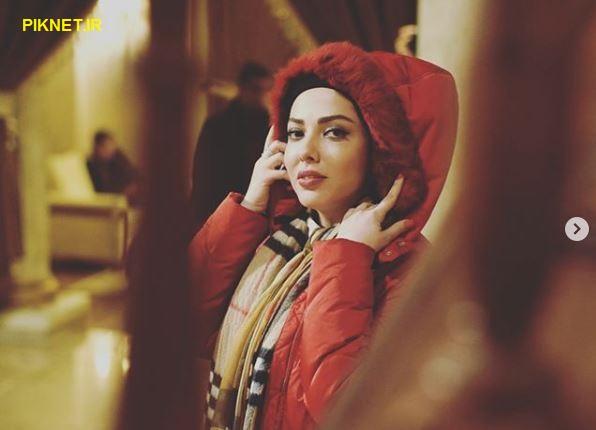 لیلا اوتادی در سریال گاندو + تصاویر