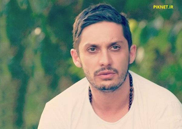 محمدرضا هاشمی بازیگر نقش شهاب در سریال بوی باران