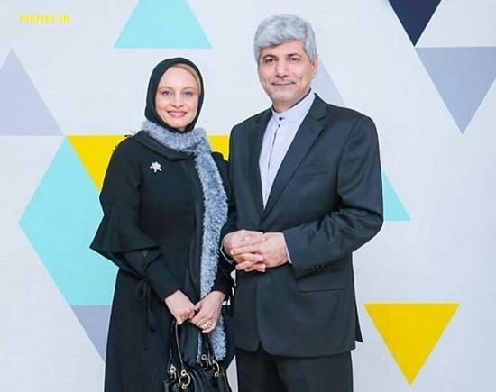 مریم کاویانی بازیگر سریال عروس تاریکی