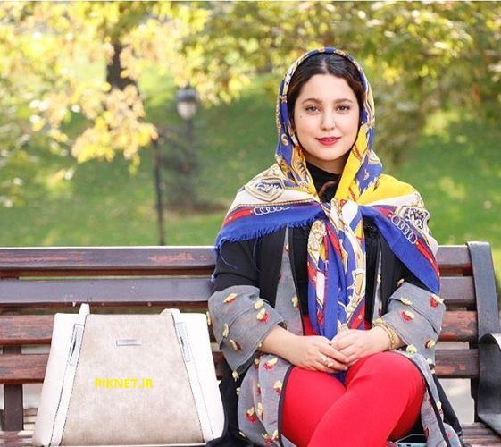 مهسا هاشمی بازیگر سریال عروس تاریکی