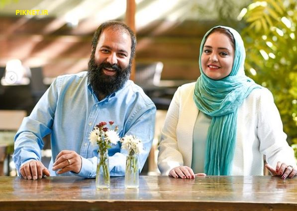 بیوگرافی نرگس محمدی و همسرش| عکس های نرگس محمدی بازیگر