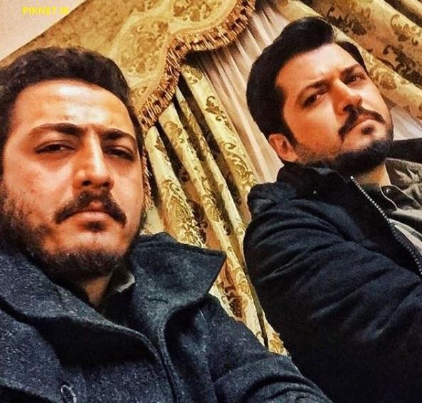 پندار اکبری در سریال گاندو