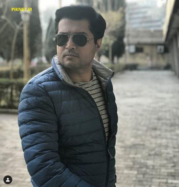 پندار اکبری بازیگر سریال گاندو