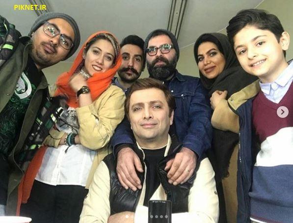 بیوگرافی ژیار محمدزاده بازیگر نقش شایان در سریال خانواده دکتر ماهان