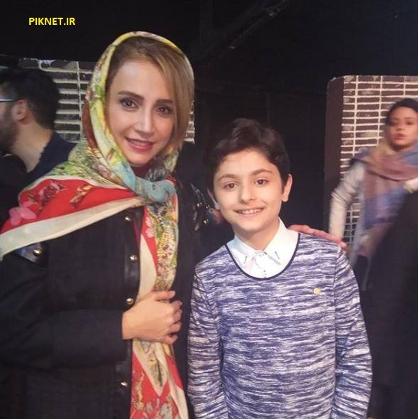 ژیار محمدزاده و شبنم قلی خانی