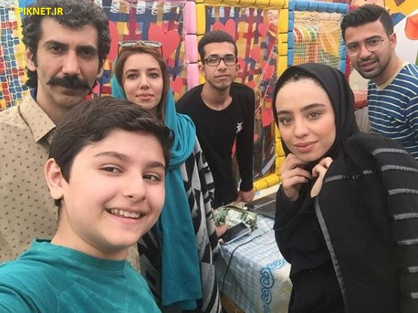 ژیار محمدزاده در سریال دنگ و فنگ روزگار