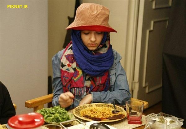 کیمیا حسینی در سریال خانواده دکتر ماهان