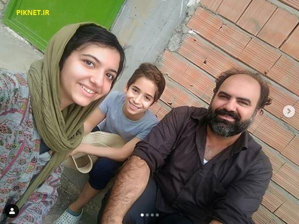 بیوگرافی کیمیا حسینی بازیگر نقش پونه در سریال خانواده دکتر ماهان