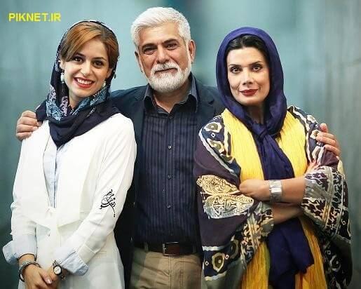 حسین پاکدل بازیگر سریال مانکن