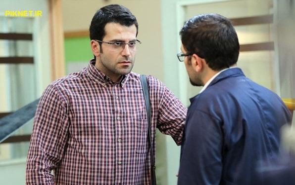 روزبه حصاری بازیگر نقش جواد جوادی در سریال «بچه مهندس 3»
