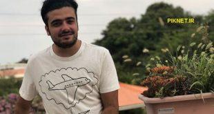 سهند جاهدی بازیگر نقش متین در سریال آچمز + تصاویر