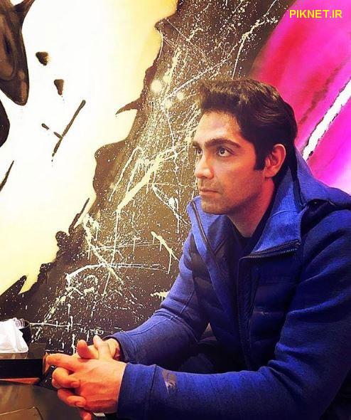 شهاب شادابی بازیگر سریال بوی باران یا عروس تاریکی