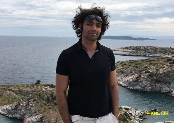شهاب شادابی بازیگر نقش سهیل در سریال بوی باران + تصاویر