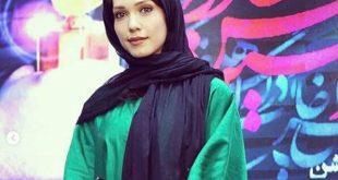 شهرزاد کمال زاده بازیگر نقش مرجان در سریال بوی باران + تصاویر