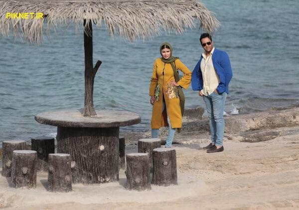 شیوا طاهری و پوریا پورسرخ در سریال نمایش خانگی ریکاوری