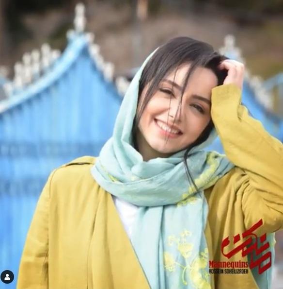 تصاویر جدید از سریال مانکن به کارگردانی حسین سهیلی زاده