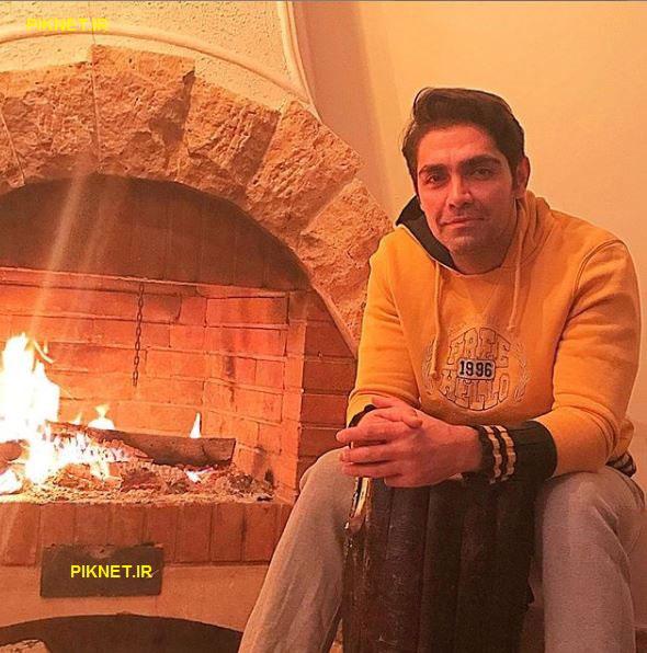 عکس های جدید شهاب شادابی