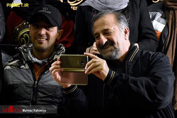 مهران رجبی: سکانس های من از سریال آچمز حذف شد