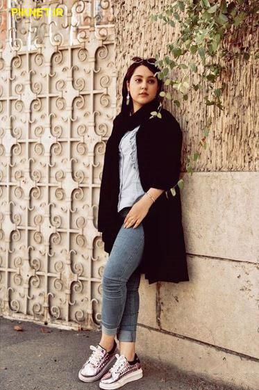 مهسا هاشمی بازیگر نقش نغمه در سریال بوی باران + تصاویر