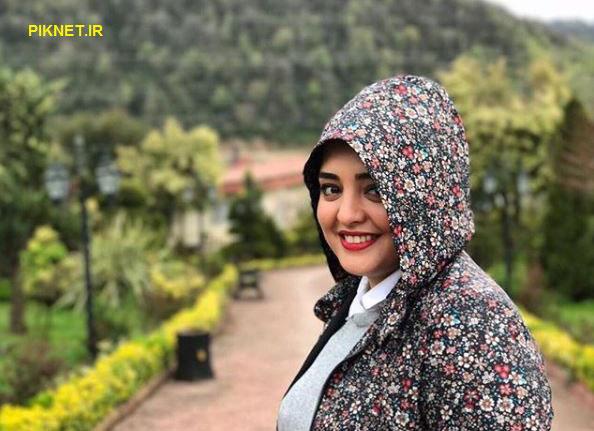 نرگس محمدی بازیگر نقش ترانه در سریال بوی باران