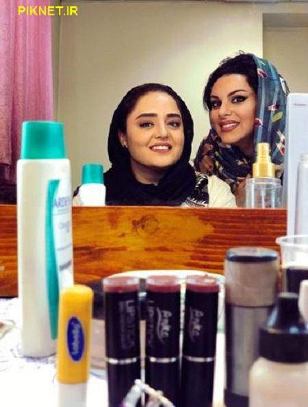 نرگس محمدی در سریال بوی باران یا عروس تاریکی