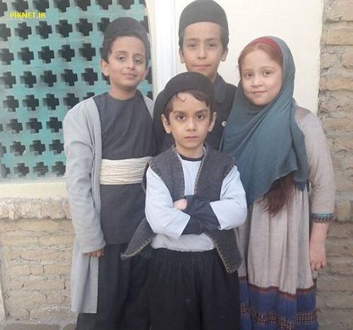 اسامی بازیگران بانوی سردار