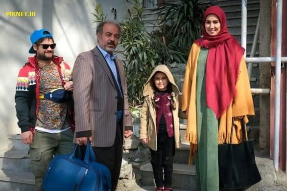 زمان پخش سریال نون خ از شبکه تماشا