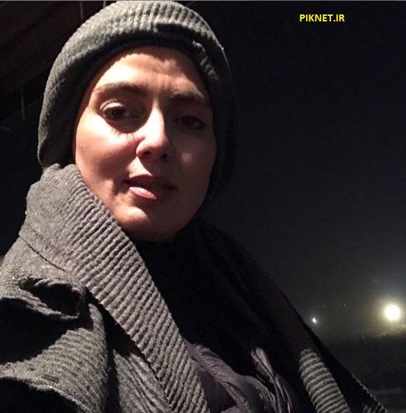 پانته آ سیروس بازیگر نقش بی بی مریم در سریال بانوی سردار