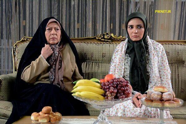 بازیگران سریال پشت بام تهران