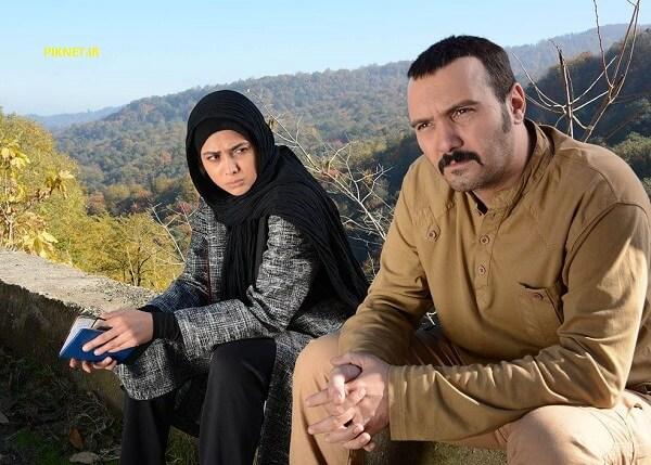 کامبیز دیرباز در سریال پشت بام تهران